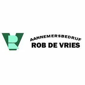 Aannemersbedrijf Rob de Vries logo