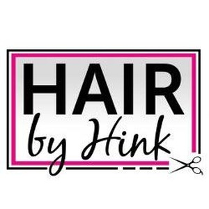 Hair by hink logo