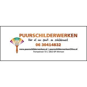 Puur Schilderwerken logo