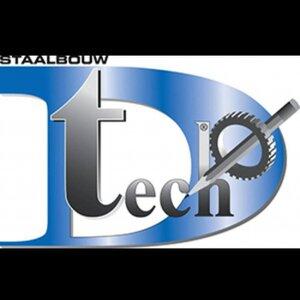 D Tech Staalbouw bv logo