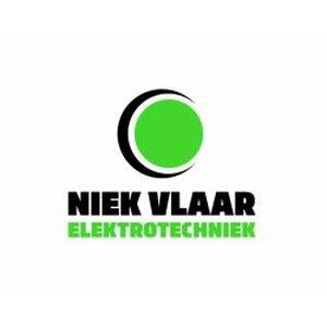 Niek Vlaar Elektrotechniek logo