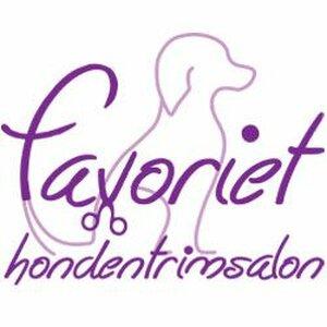 Hondentrimsalon Favoriet logo
