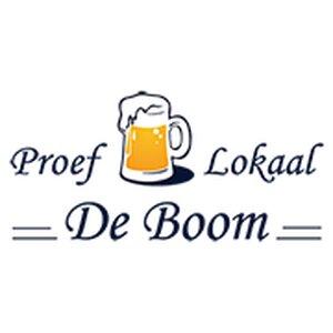 Proeflokaal De Boom B.V. logo