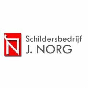 Schilderbedrijf J. Norg logo