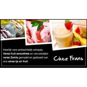Lunchroom Chez Frans V.O.F. logo