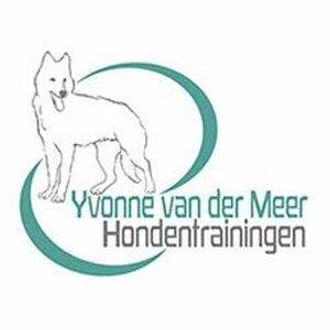 Hondentrainingen Yvonne van der Meer logo