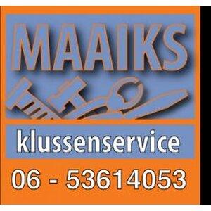 Maaiks Klussenservice logo