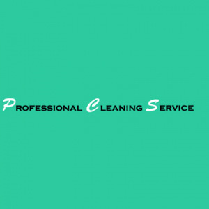 Professional Cleaning Service (PCS) logo