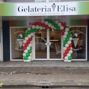 Gelateria Elisa logo