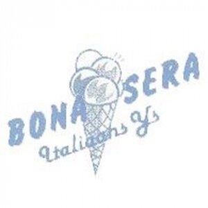 Italiaanse IJssalon Bonasera logo