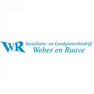 Installatie- en Loodgietersbedrijf Weber & Raave logo
