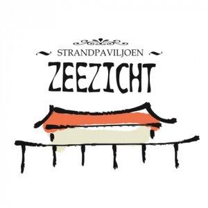 Strandpaviljoen Zeezicht logo