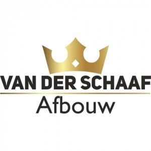 Afbouwbedrijf A.D. van der Schaaf logo