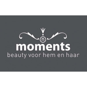 Moments Beauty voor Hem en Haar logo