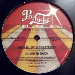 Unlimited Music Records image 1