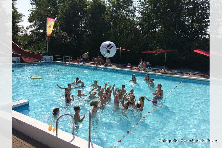 Taartenspektakel Heel Sint Pancras Bakt bij Zwembad de Bever