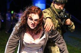 Zombie obstaclerun