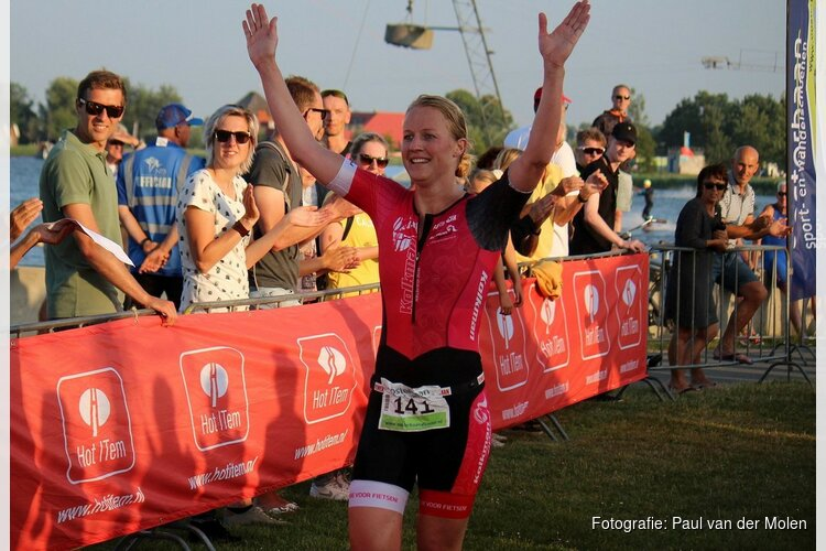 Triathlon Nieuwe Niedorp derde in reeks van vier
