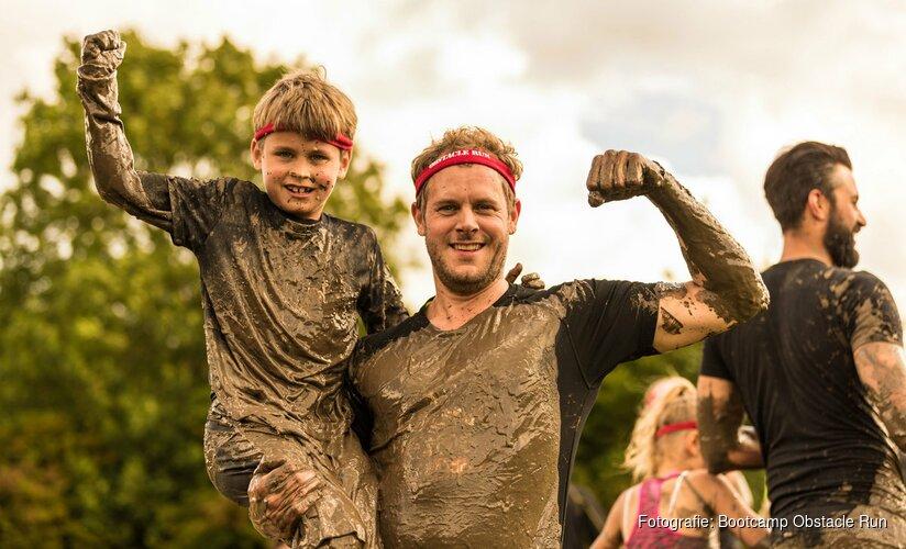 Bootcamp Obstacle Run 5e editie; Family, Night en Major Obstacle run