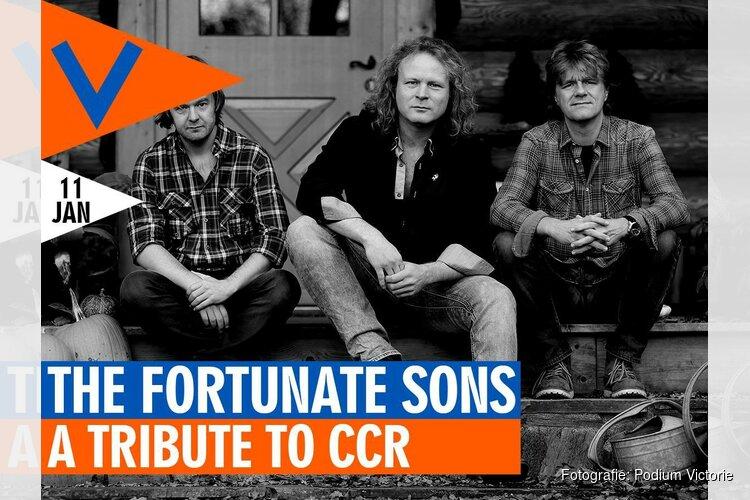 Podium Victorie bevestigd: The Fortunate Sons, een weergaloze ode aan C.C.R.