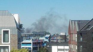 Uitslaande brand in woning Alkmaar