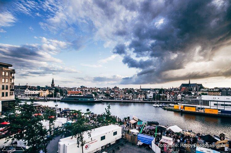 Op 20, 21 & 22 juli viert Alkmaar SMULT zijn jubileum met alweer de vijfde editie.