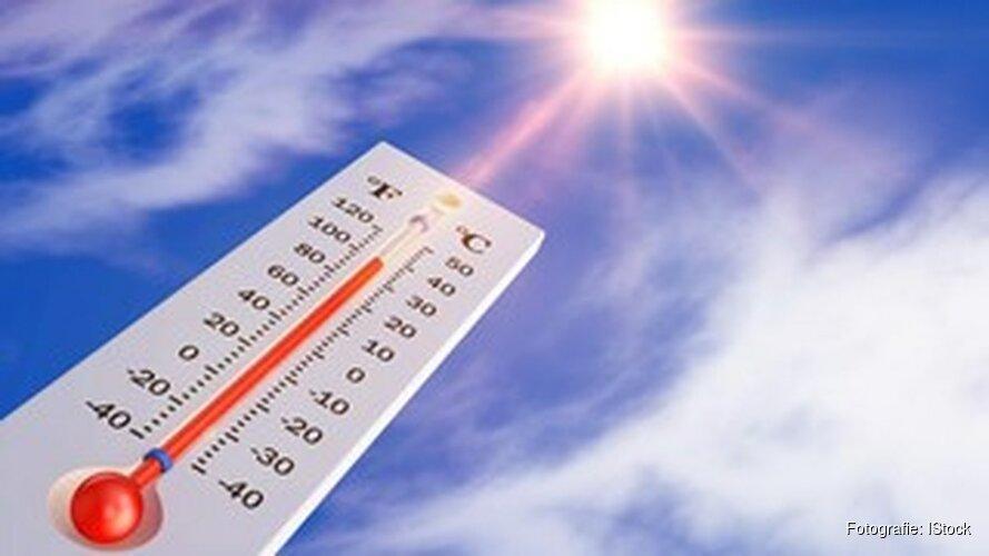 Wordt het vandaag de warmste dag ooit?