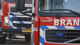 Brand medisch centrum Geestmerambacht mogelijk aangestoken