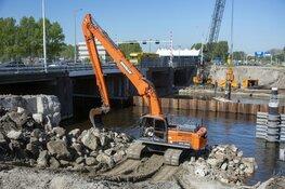Maatregelen om bouwstop Leeghwaterbrug (N242) op te heffen