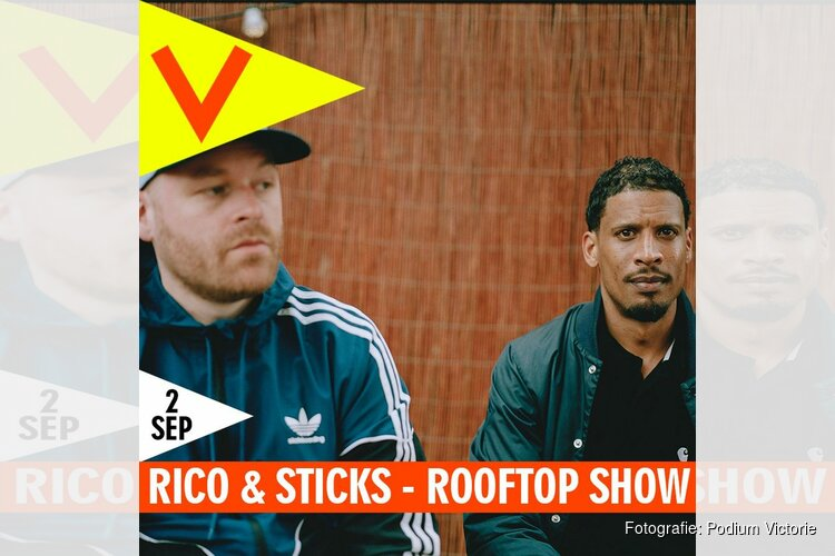 Rooftop-shows: Er zijn nog tickets voor Inner Circle, Jeangu Macrooy en Rico & Sticks