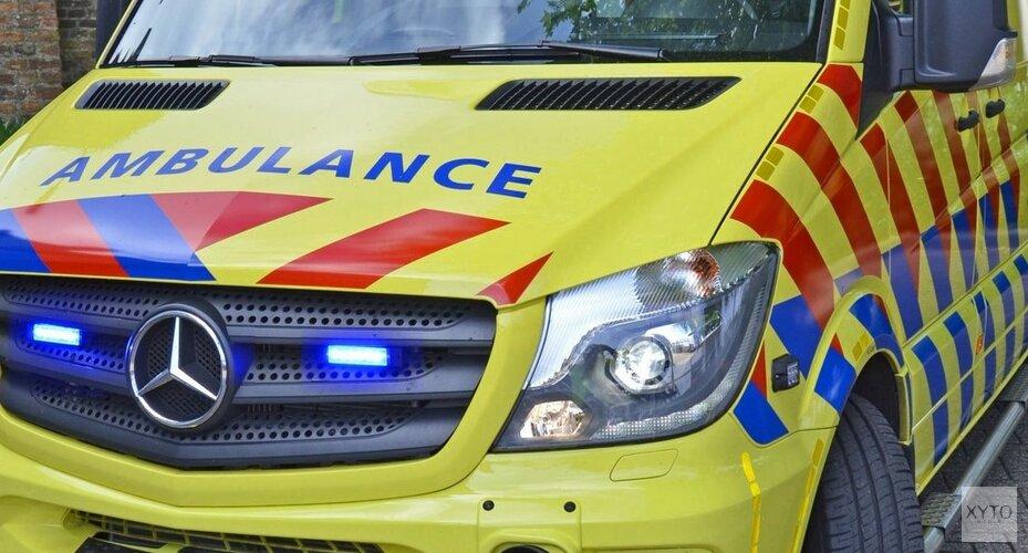 Drie gewonden bij ongeluk op N242 bij Heerhugowaard