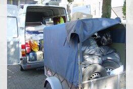 Aanhangwagen gestolen van Childscare Foundation
