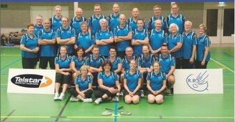 RBS start badmintonseizoen op 6 september