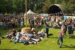 Bezoekers worden uitgedaagd om mee te bouwen aan kunstwerk op Mixtream Festival