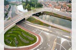 Werkzaamheden bij de Friesebrug op 4 en 5 september