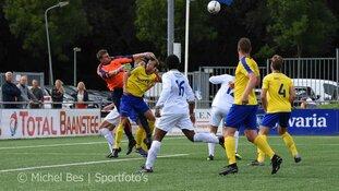 LSVV en DTS spelen doelpuntloos gelijk, Vrone op koers voor knock-out fase