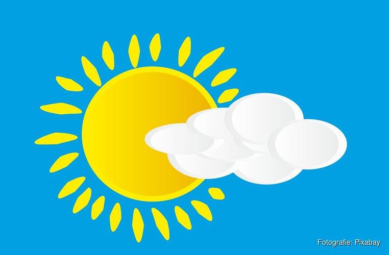 Nazomer op komst: kwik stijgt naar 25 graden!
