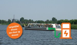 Langedijker droom: een vloot op stroom!