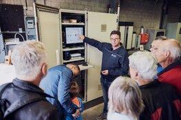 Geslaagde open dag bij warmte in Langedijk: Bewoners Mayersloot en Westerdel in Langedijk zijn van 'gas los'