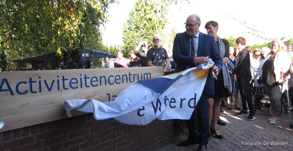 Activiteitencentrum Jan Willem feestelijk geopend