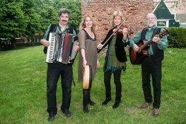 Ierse Swing Folkband UNICORN in de Koogerkerk te Zuid Scharwoude