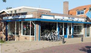 Axel Noort, dé fietsenmaker van Langedijk en omstreken