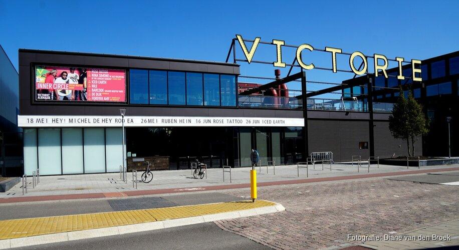 Vernieuwd Podium Victorie inmiddels begrip in Alkmaar en omstreken