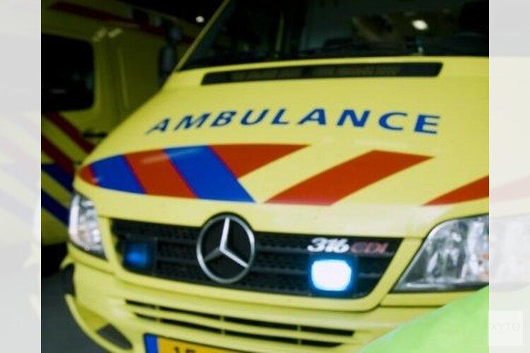 Kind valt: ambulance komt niet verder door hoogtebeperkende maatregel