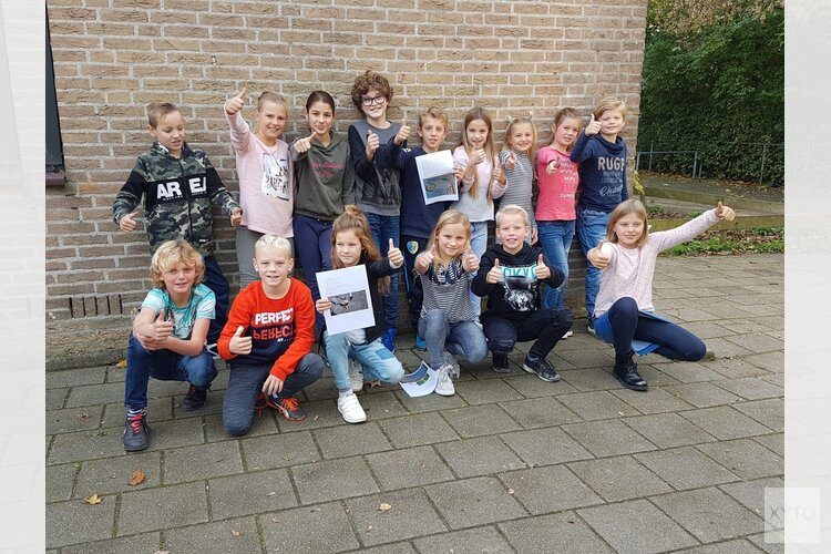 Scholen Oudkarspel winnen groen buiten leerplein