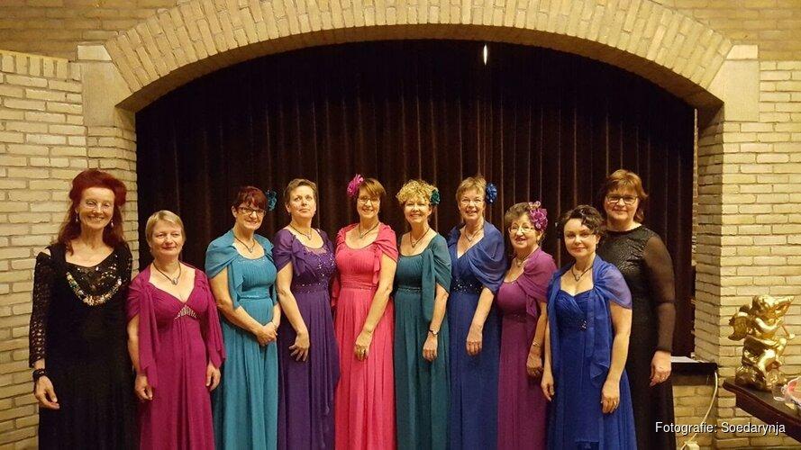 'Russische kerst' met Soedarynja in Kooger Kerk