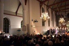 """Kerstconcert """"in een kribbe"""" Allemanskerk, Oudkarspel op 22 december."""