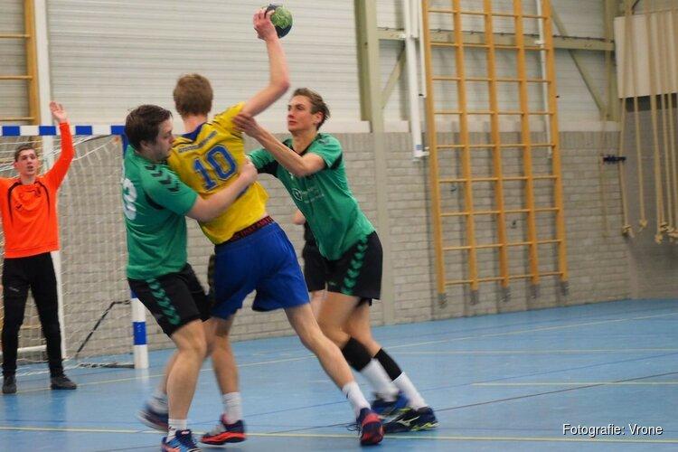 Handballers Vrone tevreden na ruime zege