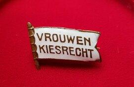 Tentoonstelling 'Stemt Hoopvol', 100 jaar vrouwenkiesrecht in Noord-Holland