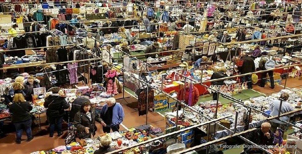 Komende zondag Vlooienmarkt in Geestmerambacht